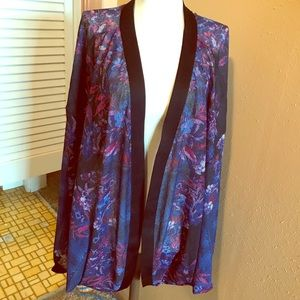 ➕ City Chic 2X Open Light Jacket NEW with Tags!
